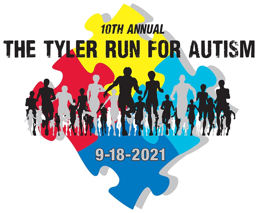 Tyler Run for Autism 2021